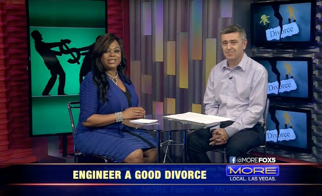 Engineering a Good Divorce – Andrew Hatherley In-Studio with Fox5 MORE Show